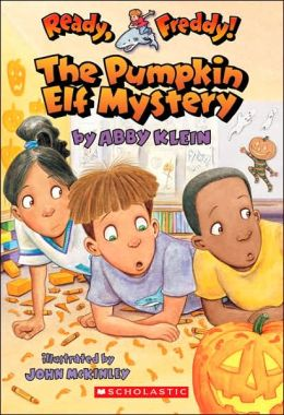 The Pumpkin Elf Mystery (Ready, Freddy! Series #11)