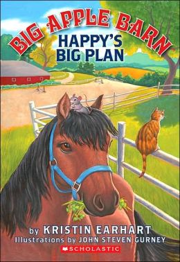 Happy's Big Plan (Big Apple Barn Series #2)