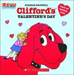 Clifford's Valentine's Day (Clifford Series)