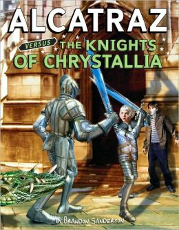 Alcatraz Versus the Knights of Crystallia (Alcatraz Series #3)