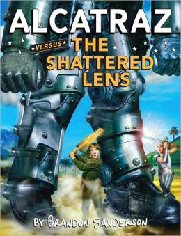 Alcatraz Versus the Shattered Lens (Alcatraz Series #4)