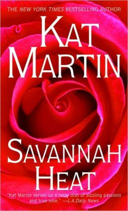 Savannah Heat (Southern Series #2)