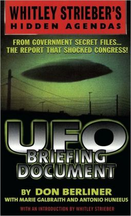 UFO Briefing Document: The Best Available Evidence