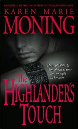 Highlander's Touch (Highlander Series #3)