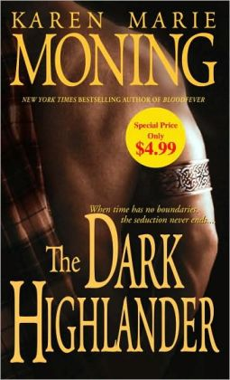Dark Highlander (Highlander Series #5)