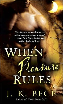 When Pleasure Rules (Shadow Keepers Series #2)