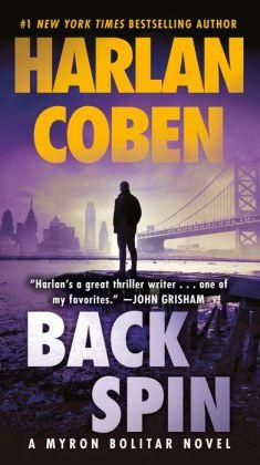 Back Spin (Myron Bolitar Series #4)