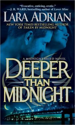 Deeper Than Midnight (Midnight Breed Series #9)