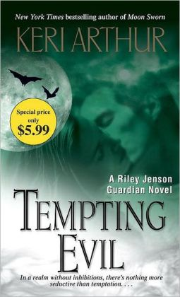 Tempting Evil (Riley Jenson Guardian Series #3)