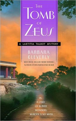 The Tomb of Zeus (Laetitia Talbot Series #1)