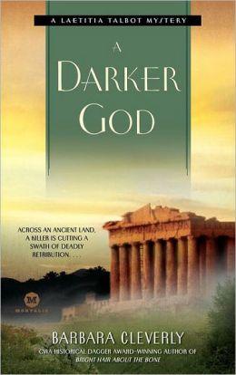 A Darker God (Laetitia Talbot Series #3)