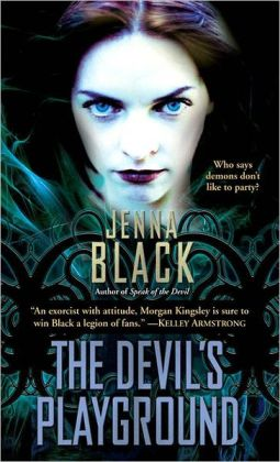 The Devil's Playground (Morgan Kingsley Series #5)