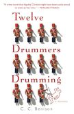 Book Cover Image. Title: Twelve Drummers Drumming (Father Christmas Series #1), Author: C. C. Benison