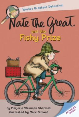 Nate the Great and the Fishy Prize (Nate the Great Series)