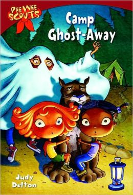 Camp Ghost-Away (Pee Wee Scouts Series #2)