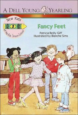 Fancy Feet (New Kids at the Polk Street School)