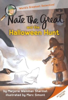 Nate the Great and the Halloween Hunt (Nate the Great Series)