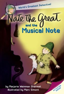Nate the Great and the Musical Note (Nate the Great Series)