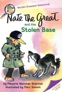 Nate the Great and the Stolen Base (Nate the Great Series)