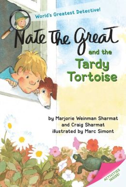 Nate the Great and the Tardy Tortoise (Nate the Great Series)
