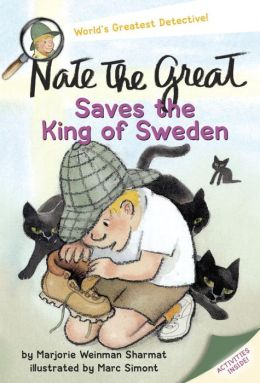 Nate the Great Saves the King of Sweden (Nate the Great Series)