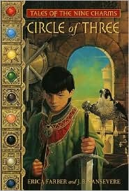 Circle of Three (Tales of the Nine Charms #1)