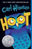 Book Cover Image. Title: Hoot, Author: Carl Hiaasen
