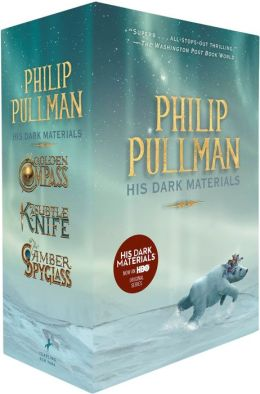 His Dark Materials Boxed Set: The Golden Compass, The Subtle Knife, The Amber Spyglass