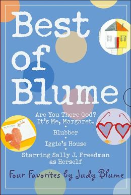Best of Judy Blume: 4 Copy Box Set