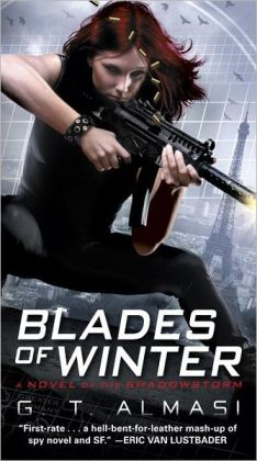 Blades of Winter: A Novel of the Shadowstorm