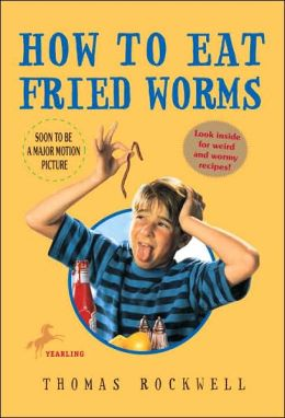 book review on how to eat fried worms