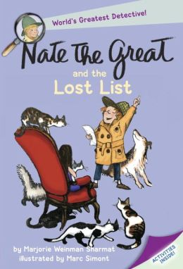 Nate the Great and the Lost List (Nate the Great Series)