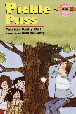 Pickle Puss (Kids of Polk Street School Series)