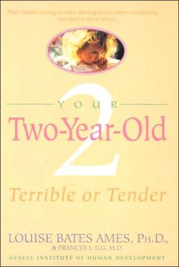Your Two Year Old: Terrible or Tender
