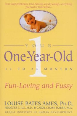 Your One Year Old: The Fun-Loving, Fussy 12-to-24-Month Old