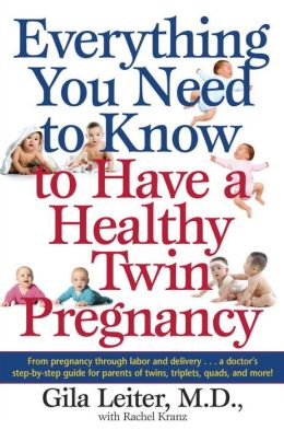 Everything You Need to Know to Have a Healthy Twin Pregnancy