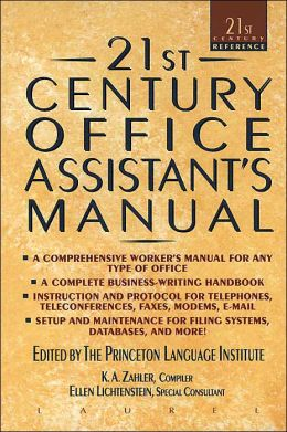 21st Century Office Assistants Manual