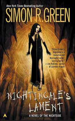 Nightingale's Lament (Nightside Series #3)