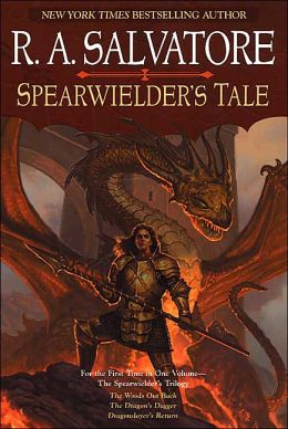 Spearwielder's Tale Omnibus: The Woods Out Back/The Dragon's Dagger/Dragonslayer's Return