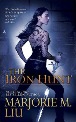 The Iron Hunt (Hunter Kiss Series #1)