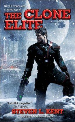 The Clone Elite (Rogue Clone Series #4)