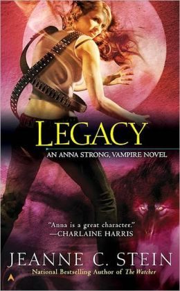 Legacy (Anna Strong Series #4)