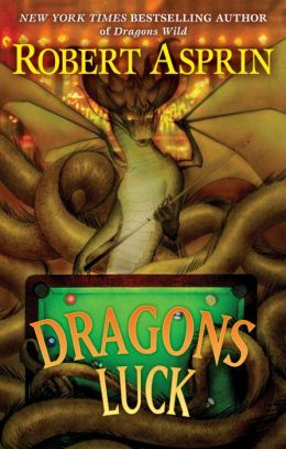 Dragons Luck (Griffen McCandles Series #2)