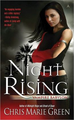 Night Rising (Vampire Babylon Series #1)
