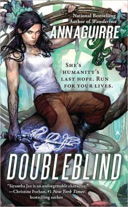 Doubleblind (Sirantha Jax Series #3)