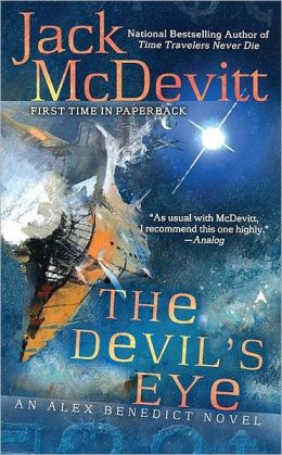 The Devil's Eye (Alex Benedict Series #4)