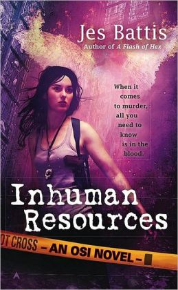 Inhuman Resources (OSI Series #3)