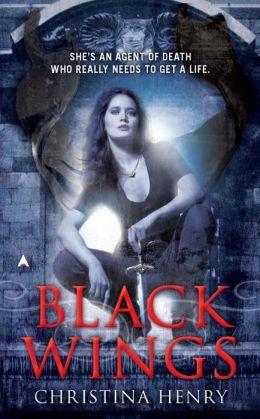 Black Wings (Black Wings Series #1)