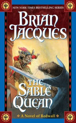 The Sable Quean (Redwall Series #21)