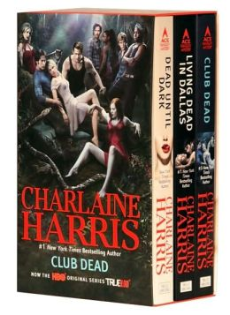 Sookie Stackhouse HBO TV Tie-In Boxed Set